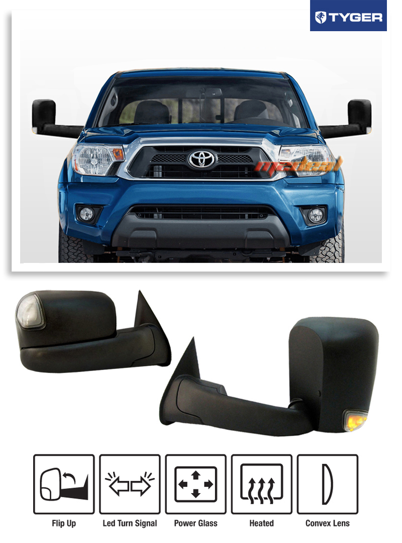 2015 Toyota Tundra Towing Mirrors >> Toyota Tacoma Towing Mirrors | Autos Post