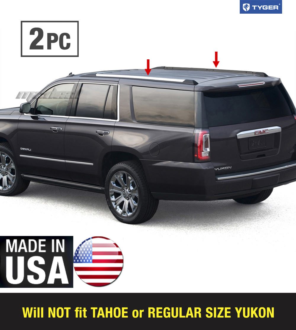 Tyger For 2015 2016 Chevy Suburban Gmc Yukon Xl Roof Rack