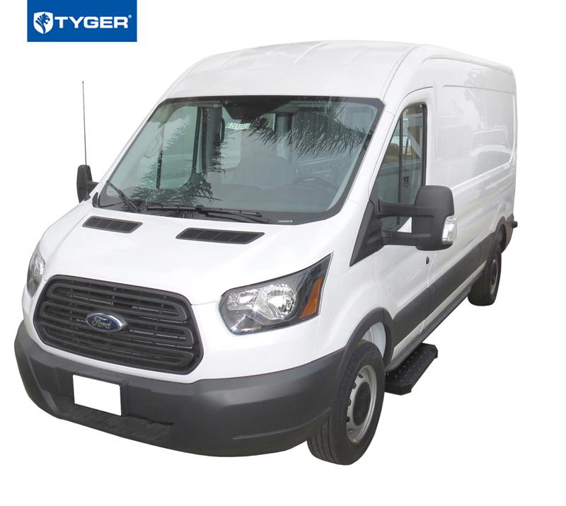 tyger for 15 17 transit van running boards driver side 31. Black Bedroom Furniture Sets. Home Design Ideas