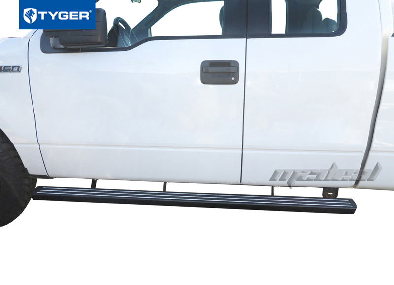 Ford f150 running boards amp f150 nerf bars best side step oukasfo tagsrunning boards side steps amp nerf bars huge selectionamp research powerstep xl running boards lighted ledford f150 accessories shop realtruckcom aloadofball Images