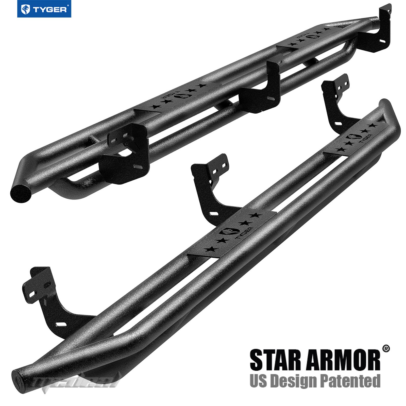 2017 Ram 2500 Regular Cab Camshaft: TYGER Star Armor Fit 2010-2017 Ram 2500/3500 Mega Cab