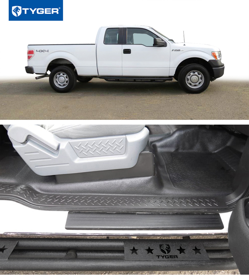 For 2004-2014 F-150 Super Cab (Excl. 04 Heritage) TYGER